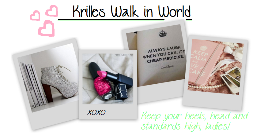 Krilles walk-in world