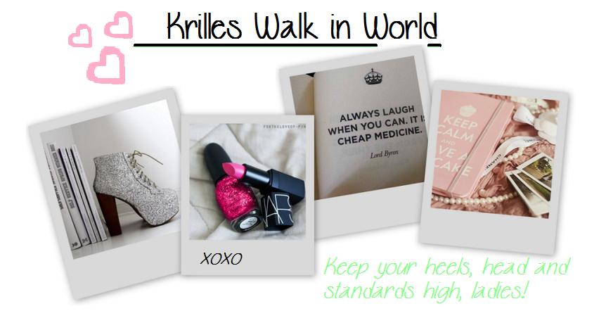 Krilles walk-in world