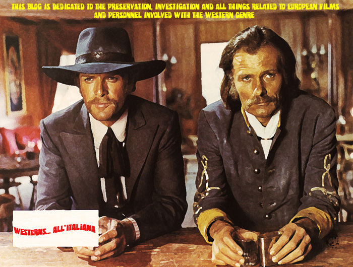 .Westerns...All'Italiana!