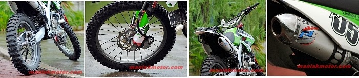 Modifikasi Kawasaki D-Tracker 2014 title=