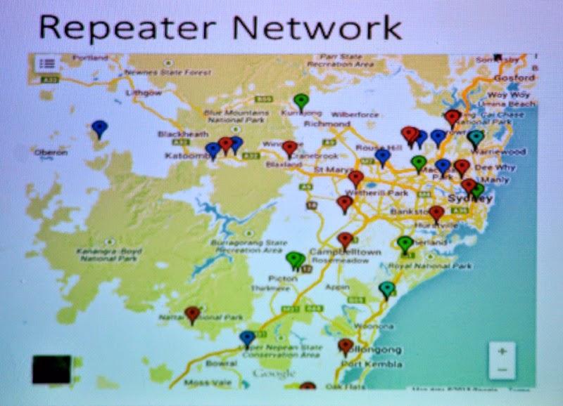 Cape Town Amateur Radio Centre April 2015