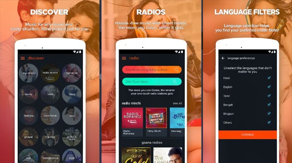 best Android apps for music lovers