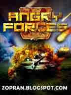 angry forces mobile games