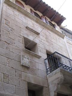 Tematizacion de fachadas con mortero