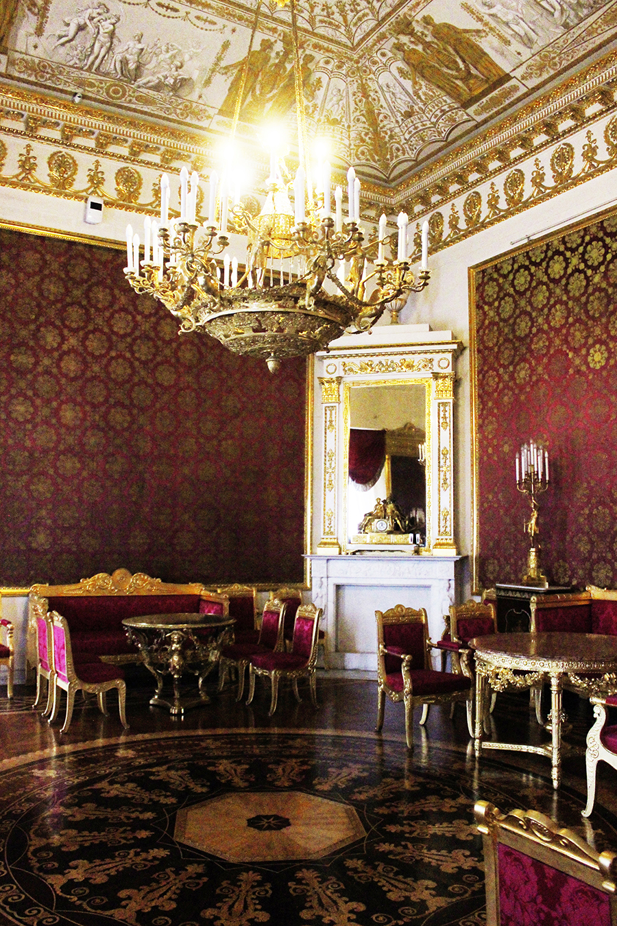 Yusupov Palace - St Petersburg, Russia
