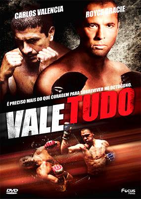 Filme Poster Vale Tudo DVDRip XviD Dual Audio & RMVB Dublado