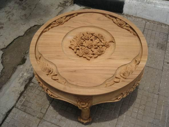 Unfinished Round Coffee Table My Blog