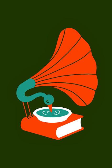 Imagen libro y disco