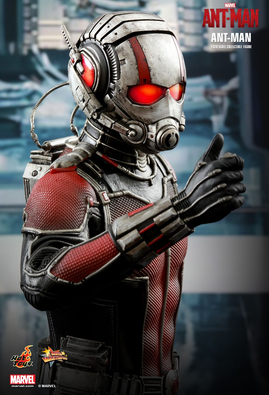 This is a graphic of Stupendous Pics of Antman