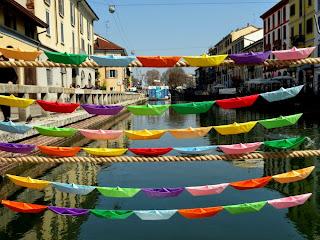 eventi per il Navigli Acqua Festival a milano