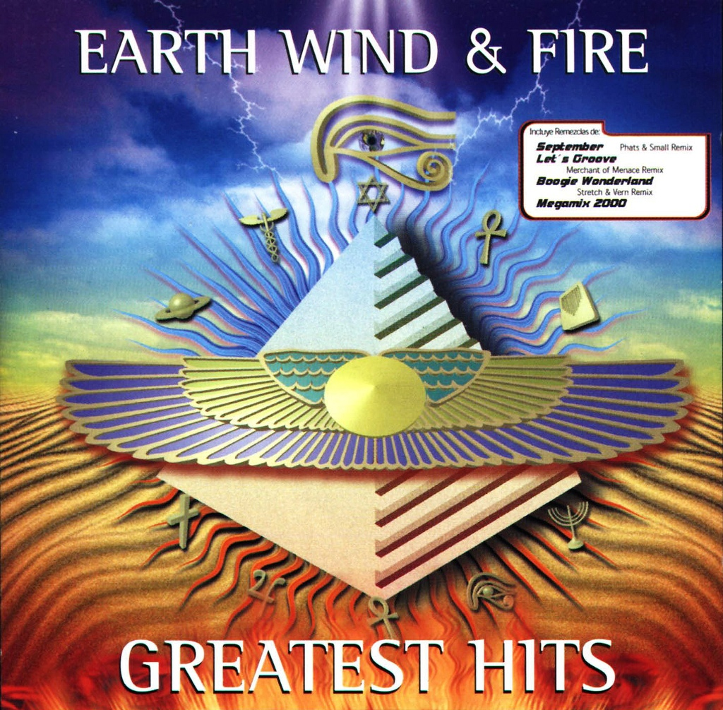 Earth Wind And Fire Musical Wizardry The Powerful Occult Background