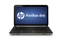HP Pavilion dv6-6c50us laptop