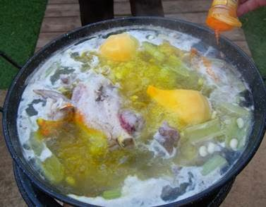 arros amb fesols i naps 12 www.originalpaella.com