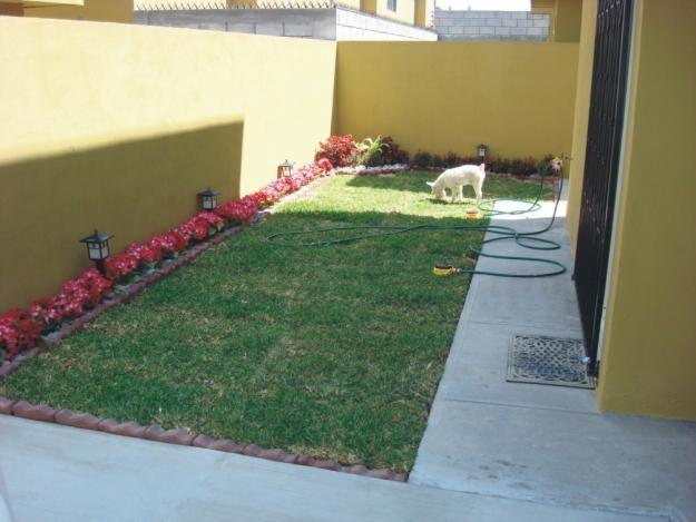 Como decorar mi casa blog de decoracion dise o de patio - Decoracion de patios de casa ...