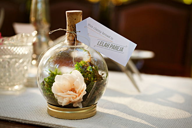 10 Amazing DIY Wedding Favors - Part 2 - Belle the Magazine . The
