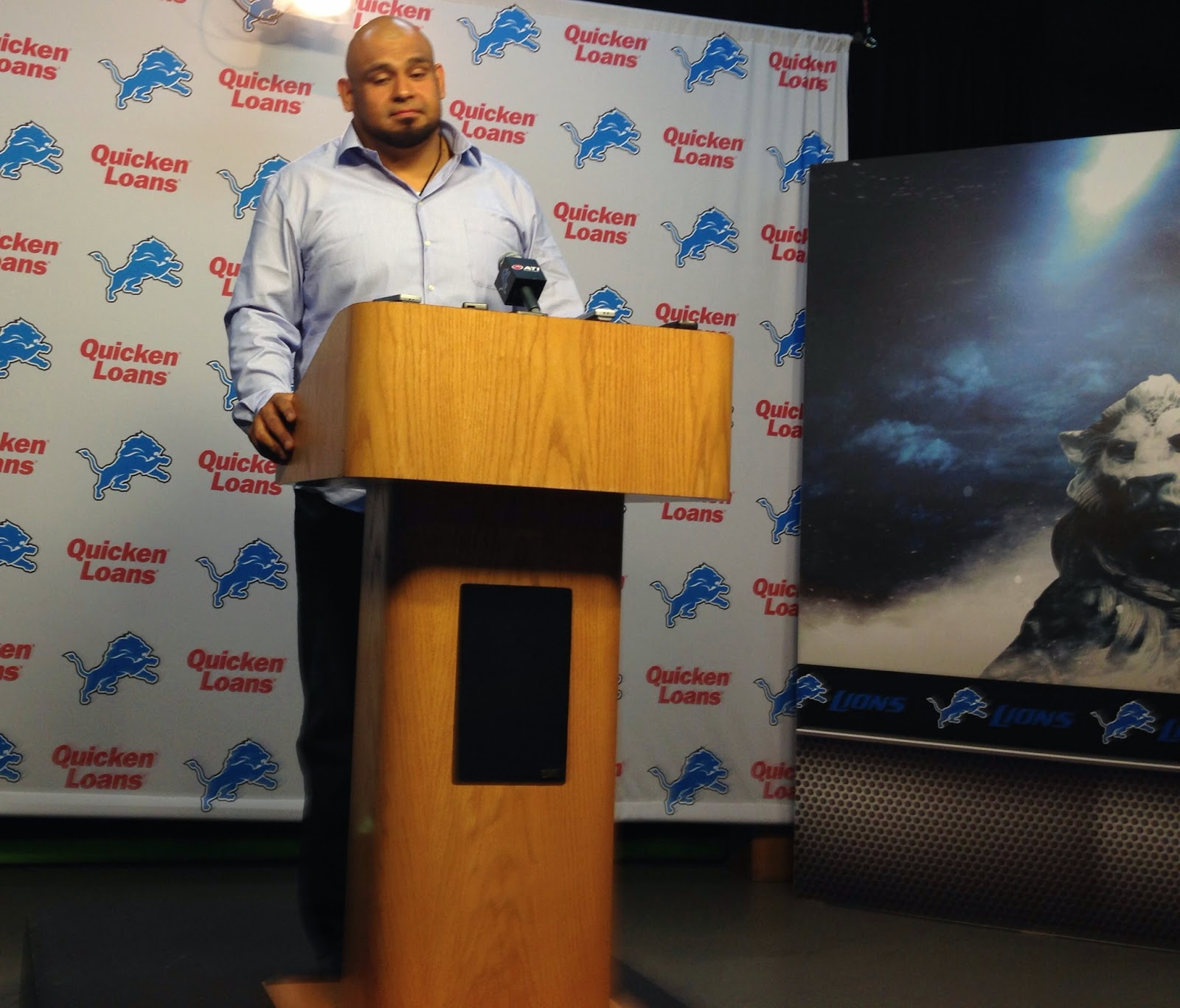 Detroit Lions — Manny Ramirez returns after 4 years with Broncos
