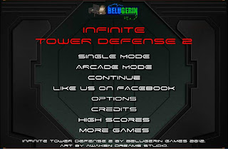 Infinite Tower Defense 2