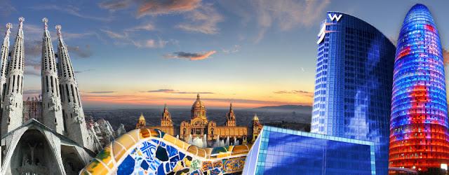 Barcelona: Belleza Mediterranea