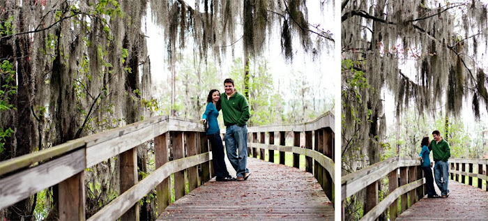 Augusta Georgia Engagement Photography