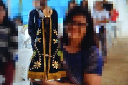 Vitória da Conquista : bandidos arrombam Igreja e levam até a imagem de Nossa Senhora Aparecida