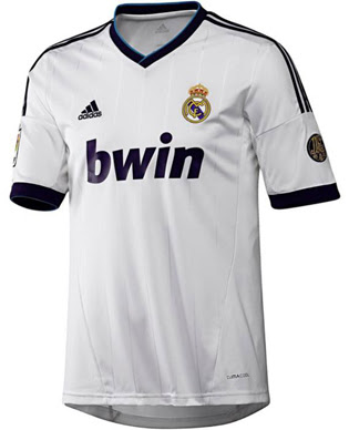 Camiseta Real Madrid 2012 2013