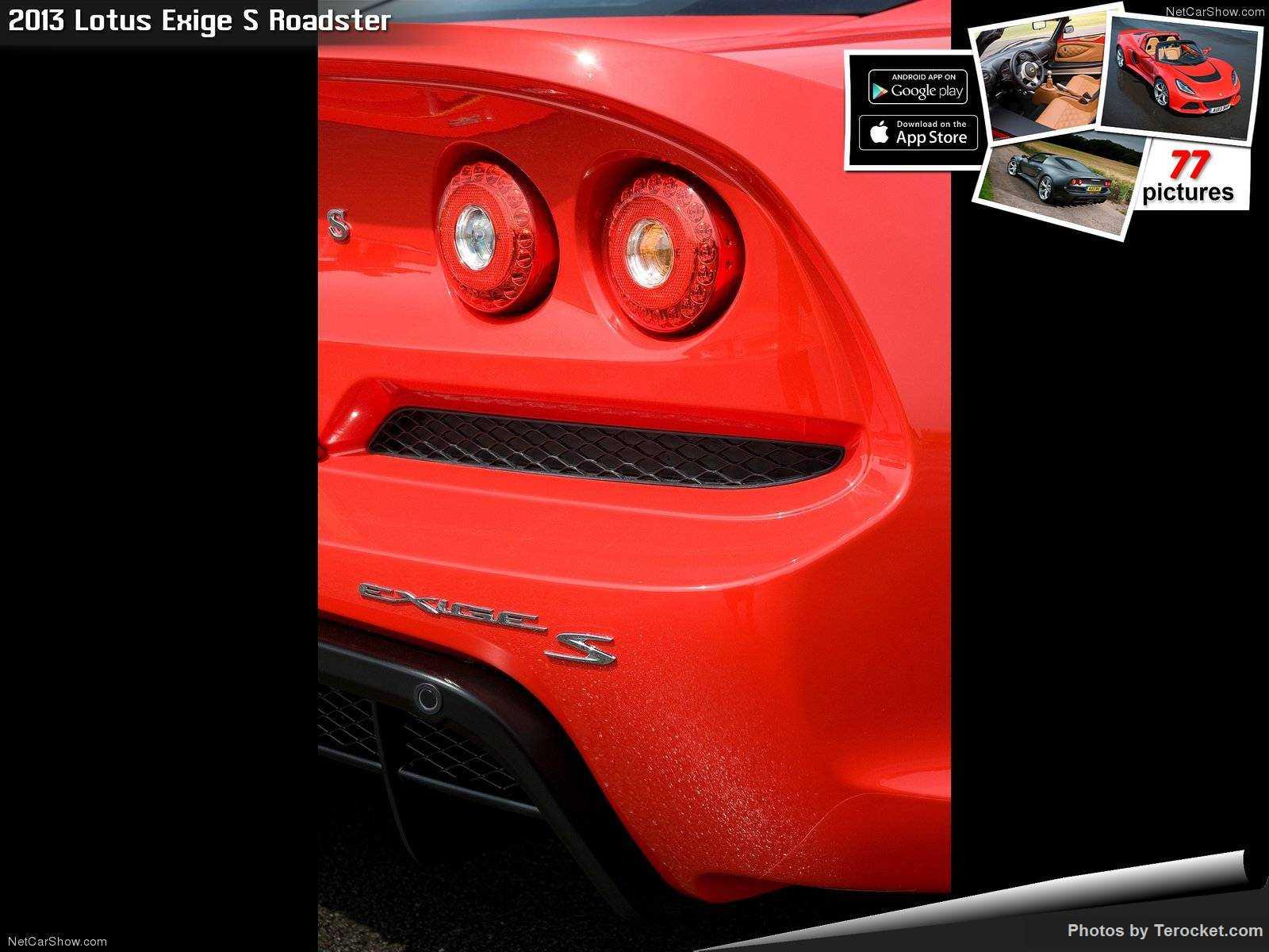 Hình ảnh siêu xe Lotus Exige S Roadster 2013 & nội ngoại thất