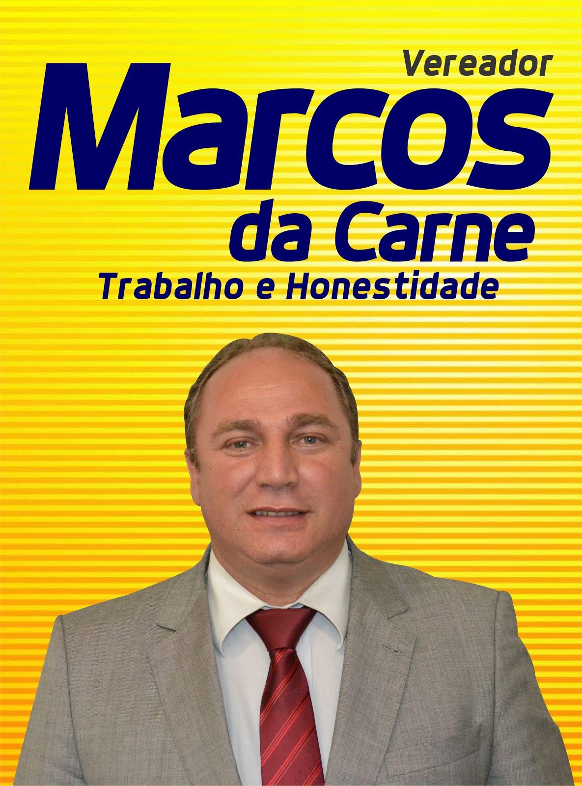 Publicidade - Vereador Marcos da Carne