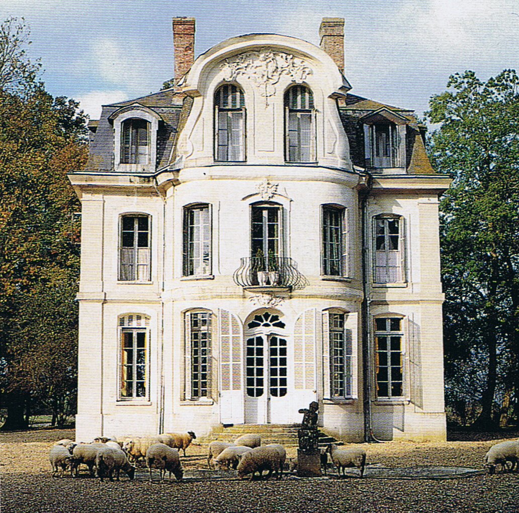 Loveisspeed chateau de morsan normandy france Parisian style home