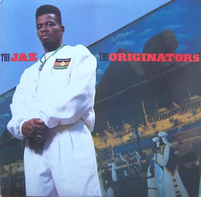 The Jaz – The Originators (VLS) (1990)