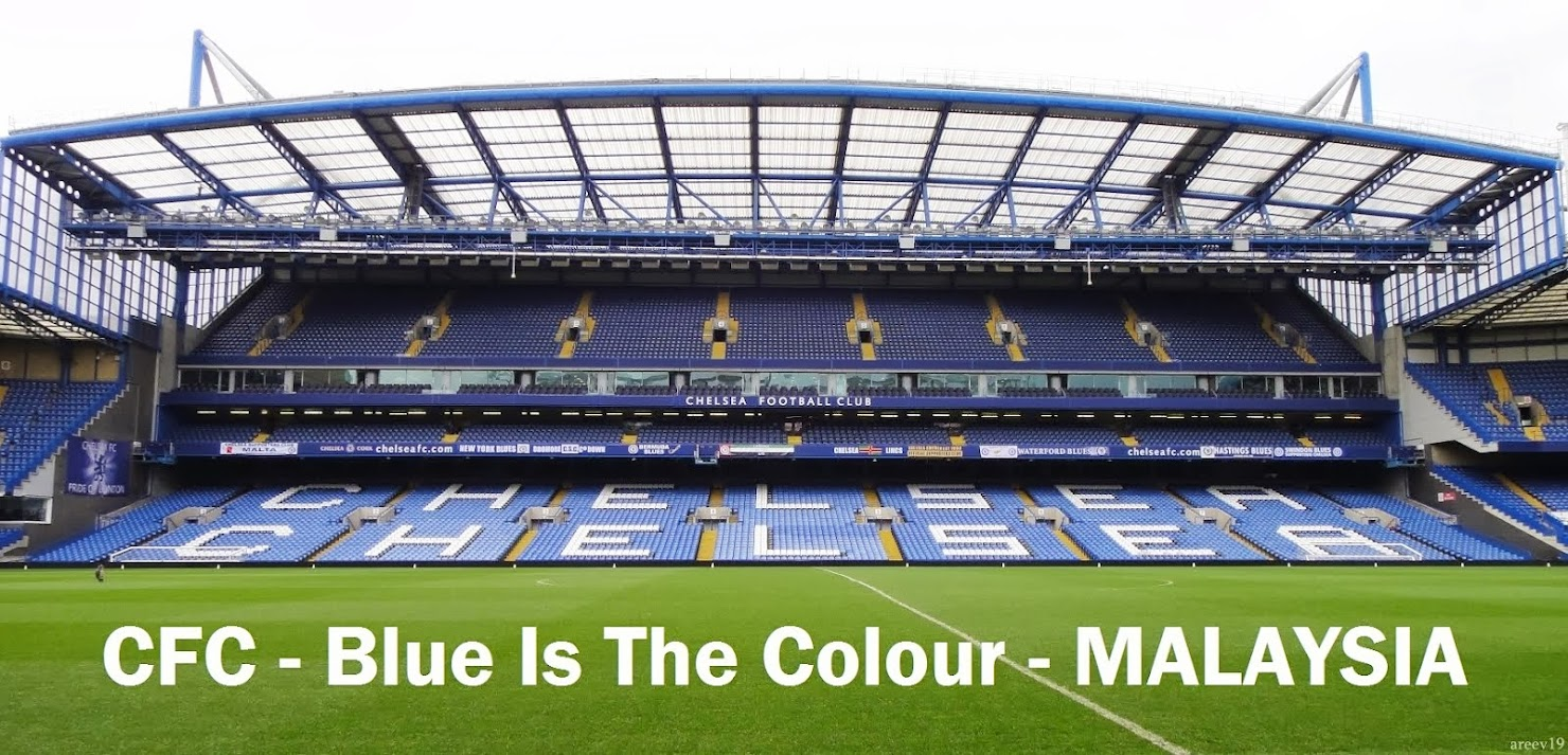 Blue Is The Colour - CFC