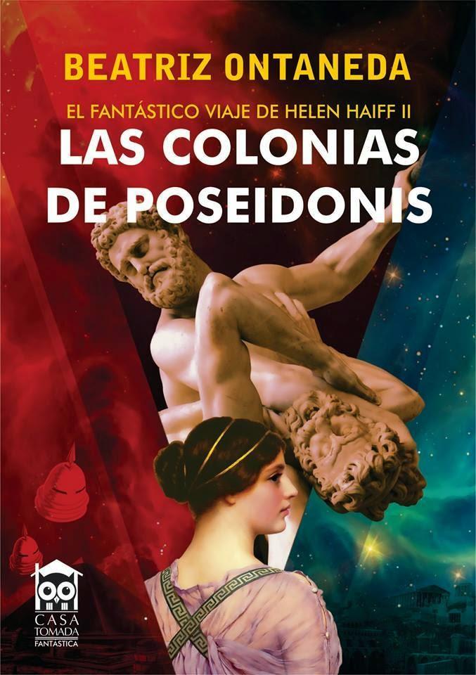 Las colonias de Poseidonis - Beatriz Ontaneda