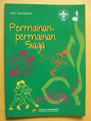 Sedia Buku-Buku Pramuka