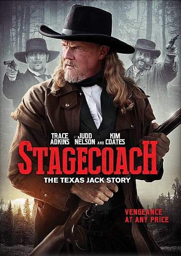 Filme Poster Stagecoach: The Texas Jack Story