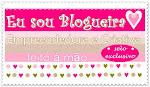 """Selinho: """"Eu sou Blogueira Empreendedora e Criativa"""""""