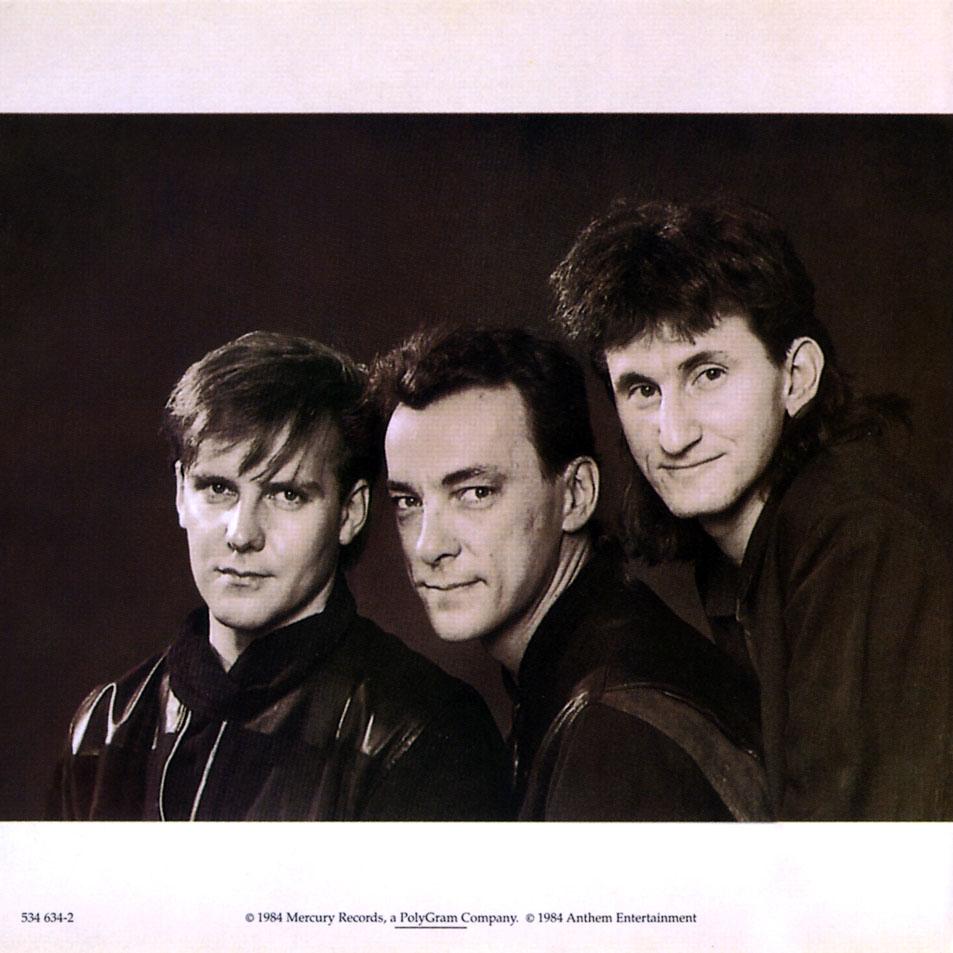 Swingville: Rush - Grace Under Pressure (1984)