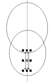Uchicha Fan - Corel Draw