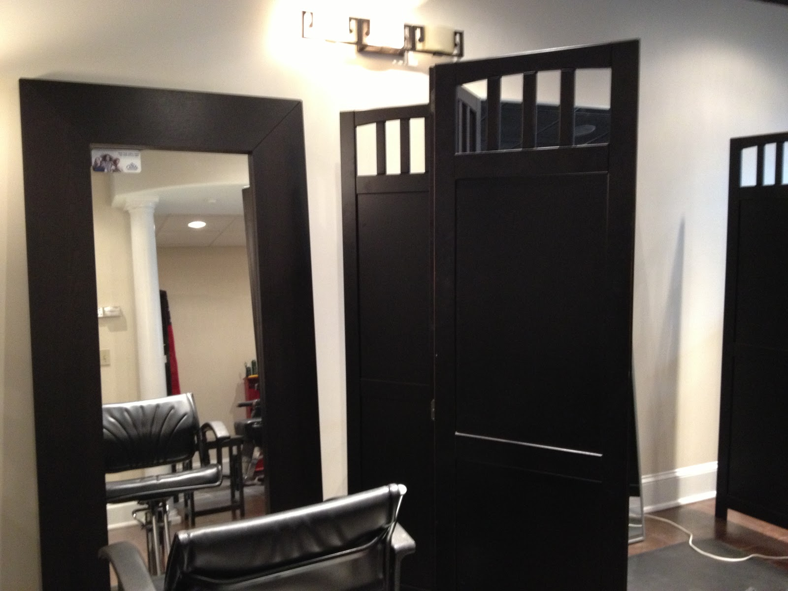 Salon Station Ideas Stations in the man cave!