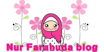Nur Farahuda's blog