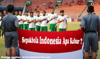 Sepakbola Indonesia Apa Kabar ?