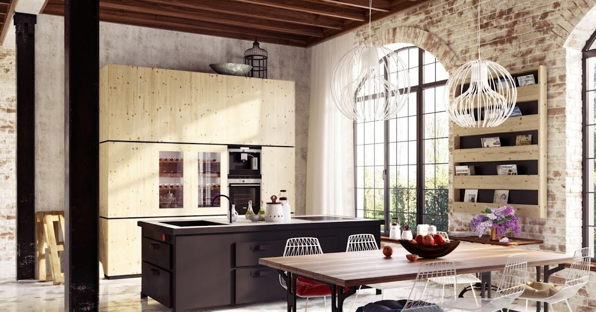 Schone Und Luxuriose Massivholzkuchen Von Minacciolo