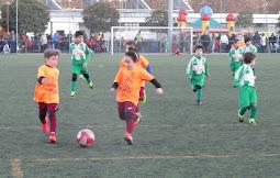 I Concentración de Escuelas de Fútbol Ciudad de Palencia