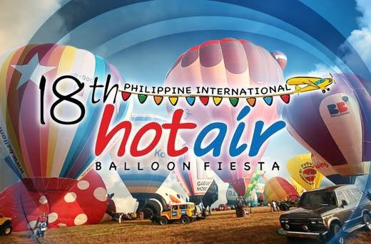 18th Philippine International Hot Air Balloon Fiesta