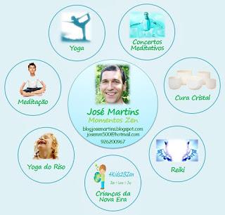 José Martins - Momentos Zen