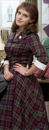 Foto Emma Watson con nuevo look para próxima película