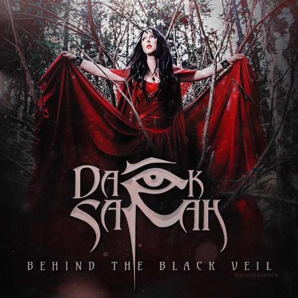 Dark Sarah - behind the black veil - flac