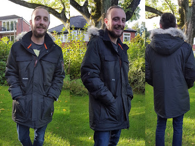 Scruffs Black Classic Thermo Parka review
