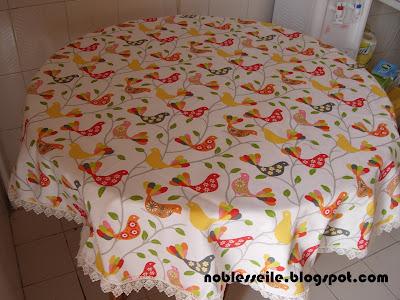 mutfak masası örtüsü