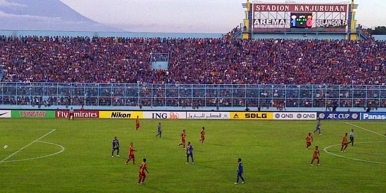 Taklukkan Selangor FA, Arema ke Babak 16 Besar Piala AFC