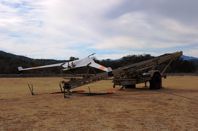 Fury 1500 Tactical Unmanned Aerial Vehicle
