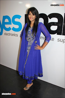 Anjali+in+blue+at+yes+mart+7+  +AtoZpuLse.com Exclusive Anjali latest cute photos   AtoZpuLse